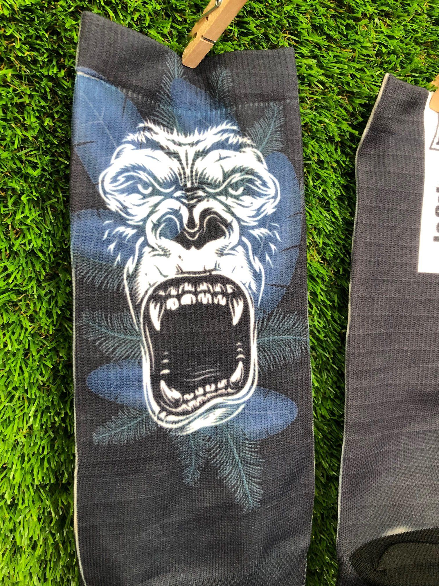 calcetines gorilla by la cabra